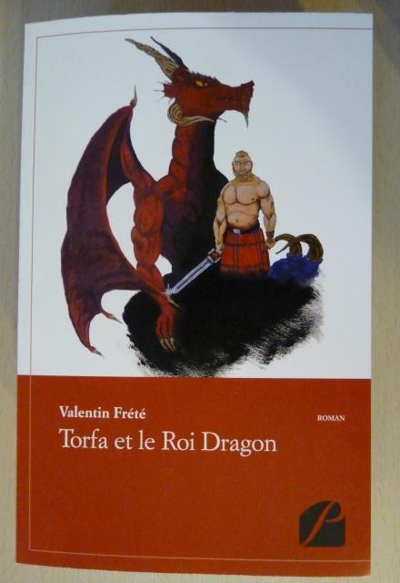 Torfa et le Roi Dragon [Editions du Panthéon] 480259couv