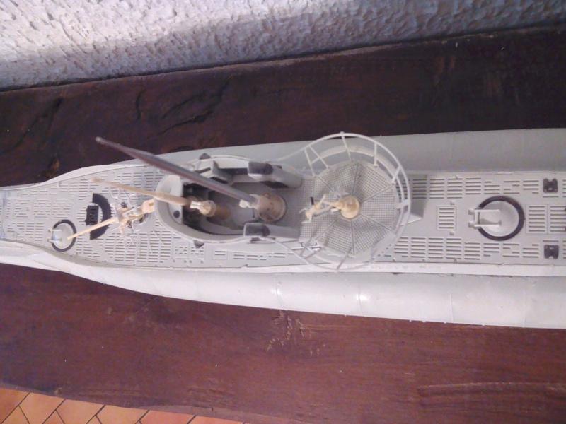 U boat VIIc  Set pe résine Eduard / CMK - Page 2 480401IMG20151115084654