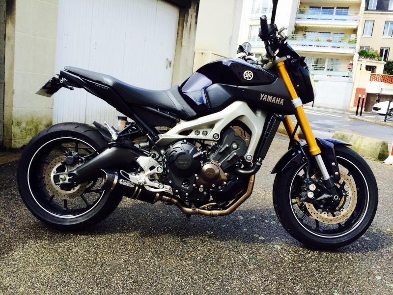 Photos de toutes les Yamaha MT-09 du forum ! :) 480886YLechlass