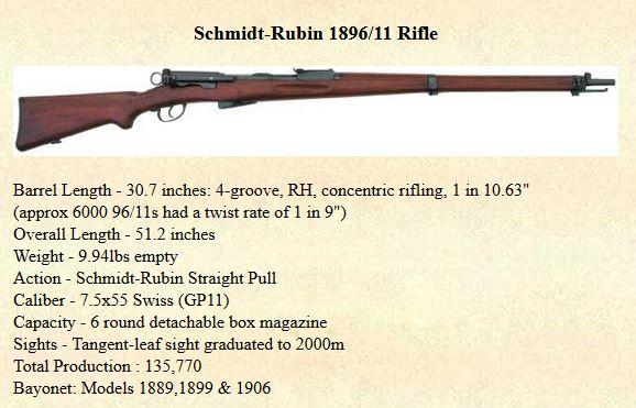 Fusil d'infanterie 1911 4809309611