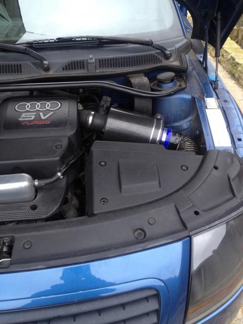 Audi MK1 180 Cv La Schtroumpfette de Drake_504  - Page 14 481252Photo23112013151043