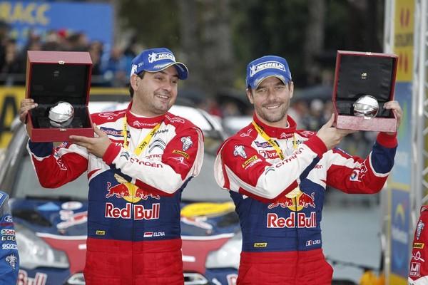 WRC Rallye d'Espagne 2012 :Victoire de Sébastien Loeb et Daniel Elena 4812652012rallyeespagneDanielElenaSebastienLoeb