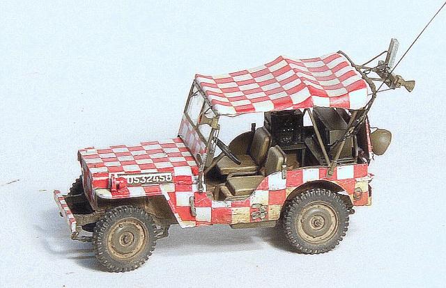 Les derniers arrivent. Jeep USAAF - Italeri 1/35 - (update du 13/10/15). 482055019