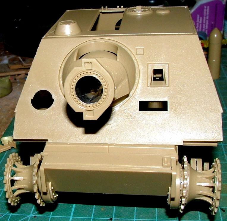 STURMTIGER [ TAMIYA 177 ] +Photodécoupe [ EDUARD 35381 & 35366]  (Montage en cours) 482388DSCF0611