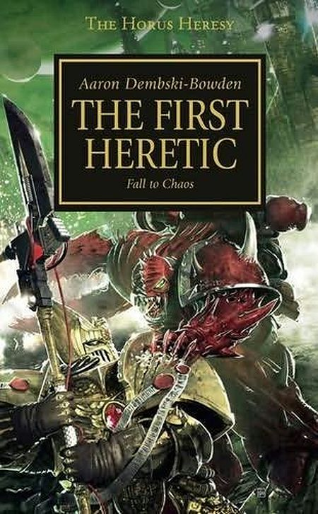 Introduction  à la Black Library 483000TheFirstHeretic