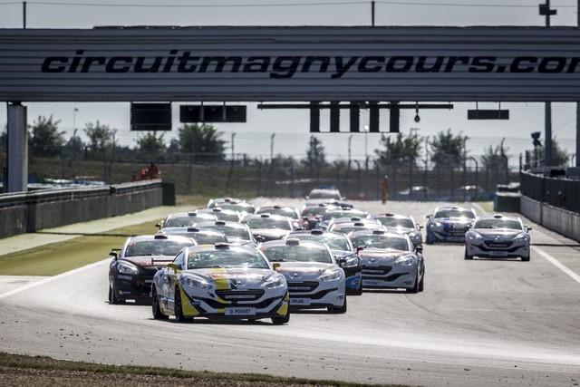 RCZ Racing Cup : Un Premirt Succès Pour David Pouget ! 48314155e34525922f1