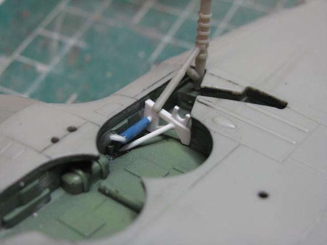 Hawker Hurricane Mk IId Trop 6 Sqn 1942 Hobbycraft 1/48.... Terminé! 483769IMG0947