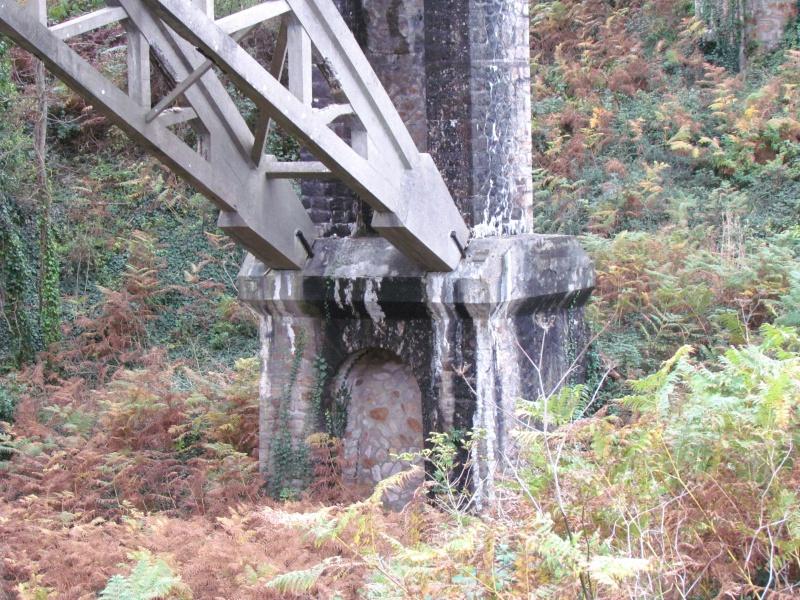 Chemin de fer des Côtes du Nord - le viaduc de Caroual (Erquy) 484005IMG6533