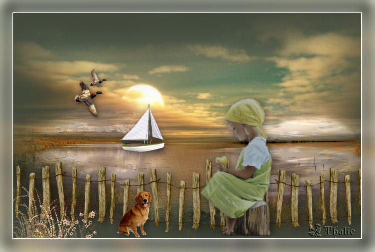 Coucher de soleil(Psp/Coups de pinceaux) - Page 2 484964CoucherdesoleilThalie