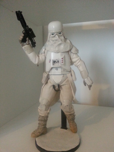 red360 review's : Star Wars Battle Of Hoth: Snowtrooper by Sideshow 48658220130426164719