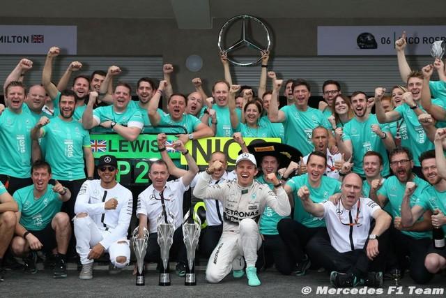 F1 GP du Mexique  2015 : Victoire de Nico Rosberg  4866802015NicoRosberg6