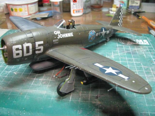 Restauration P-47D Monogram 1/48 .......Terminé!  - Page 2 486800IMG5980