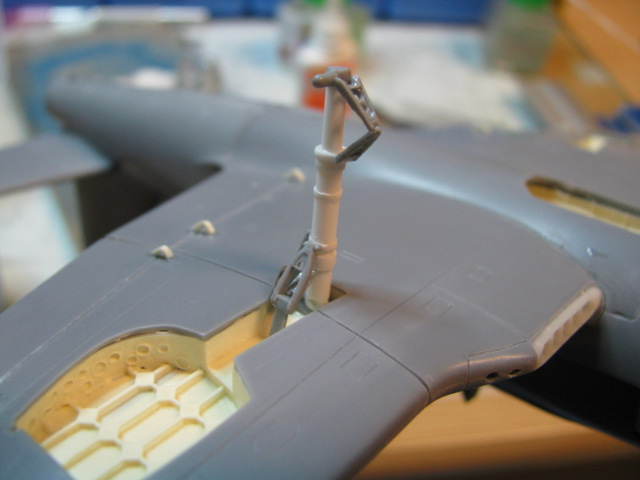 Ryan XF2R-1 Dark Shark Czech Model 1/48.....Terminé! 486995IMG9371