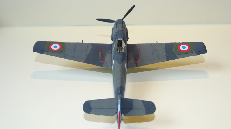 [ Tamiya ] Bf 109 E3 WNr 1304 du JG 76 capturé le 22/11/1939  488058DSC04036