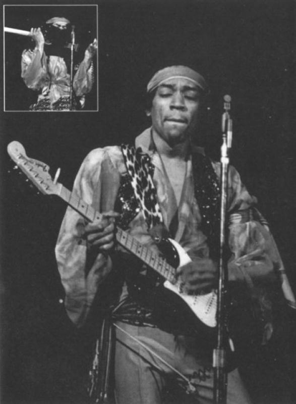 Dallas (Memorial Auditorium) : 5 juin 1970  48819319700605Dallas10