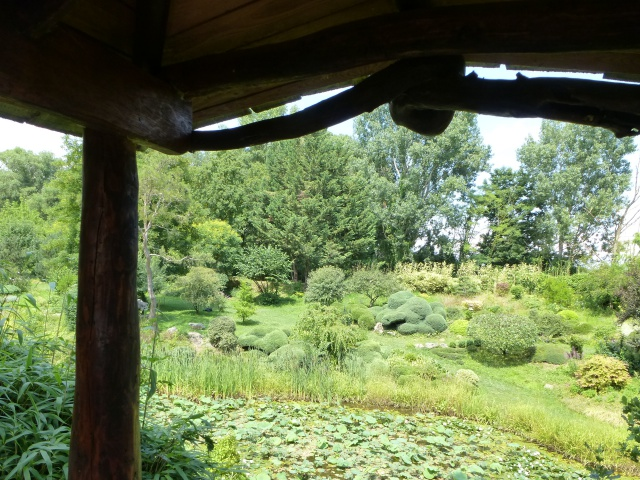 (26) Jardin Zen d'Erik Borja - Beaumont Monteux 488532P1020169