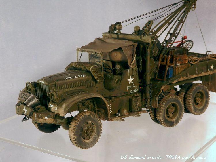 US Diamond T969A wrecker (Mirror Models 1/35) - Page 4 488680P1290106