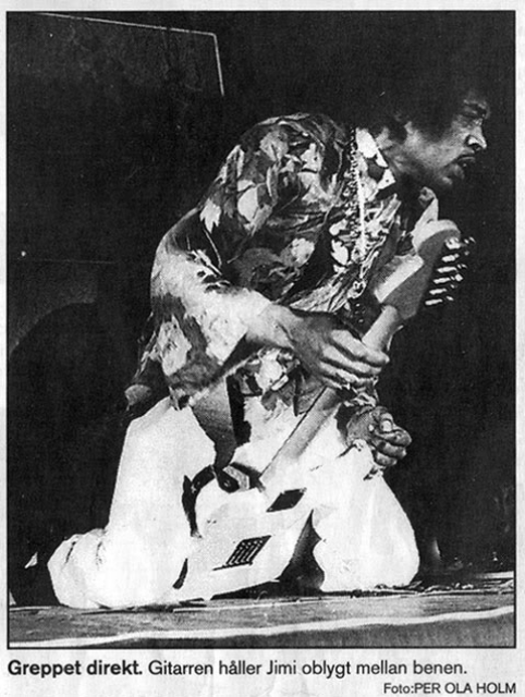 Västeras (Idrottshall) : 6 Septembre 1967 [Second concert] 48899619670906SecondShow1