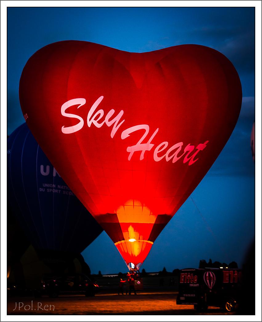 Sortie Lorraine Mondial Air Ballons à Chambley - Photos 489198EG29air0537