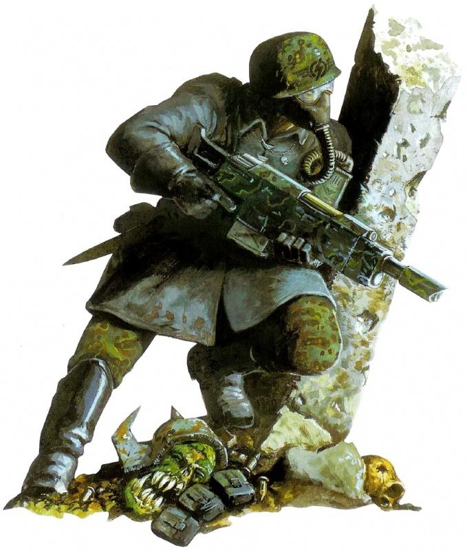 [W40K] Collection d'images : La Garde Impériale 489206SteelLegionTrooper