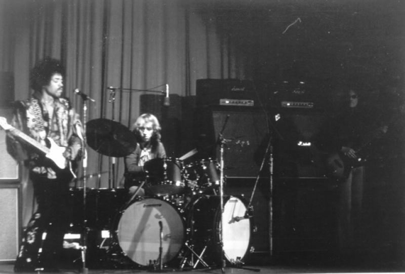 Gothenburg (Lorensbergs Cirkus) : 8 janvier 1969 [Second concert] 49008219690108F
