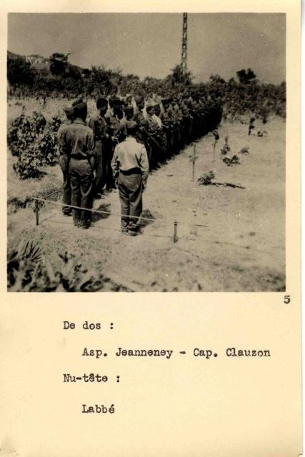 Le Bataillon de Choc 1943/1963. Photos. 491759elbe005