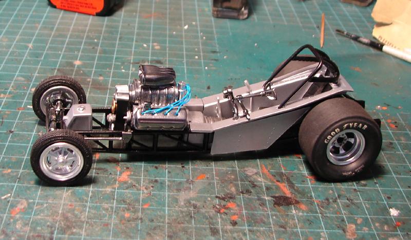 Blue Max Funny Car 492467bluemax0011