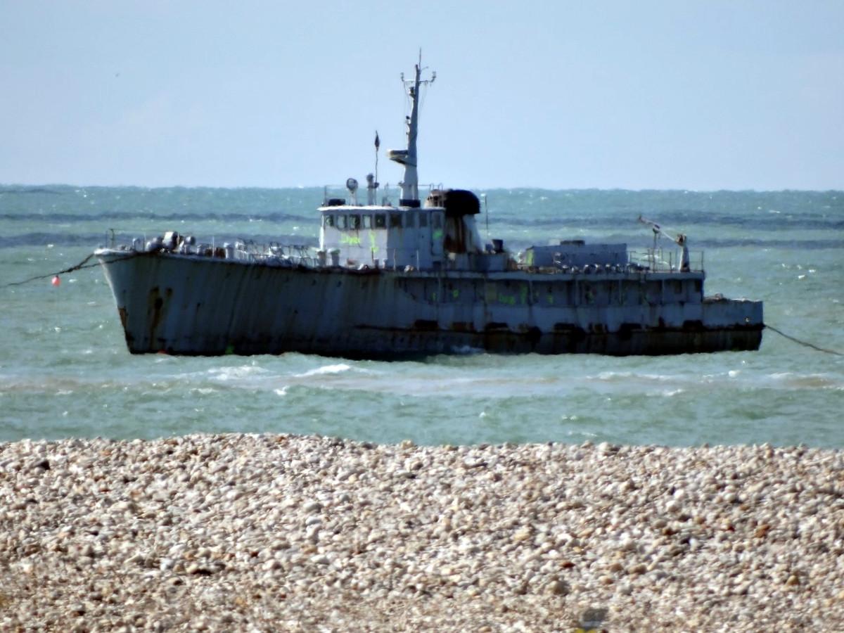 [ Marins des ports ] Les transrades de Brest 492857961