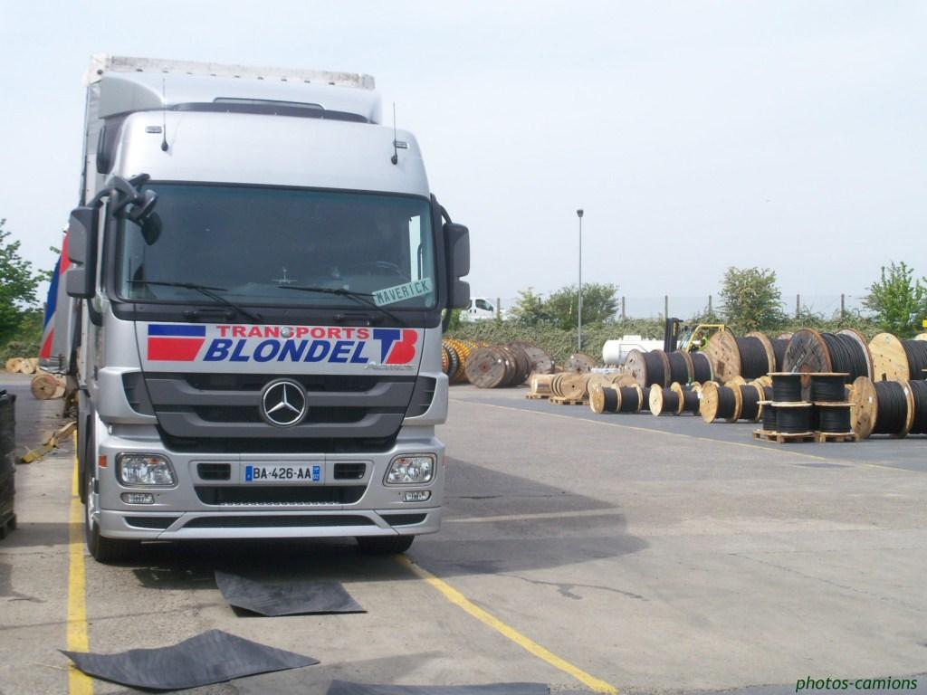 Transports Blondel (Saint Quentin 02) 493396photoscamions6V1129Copier