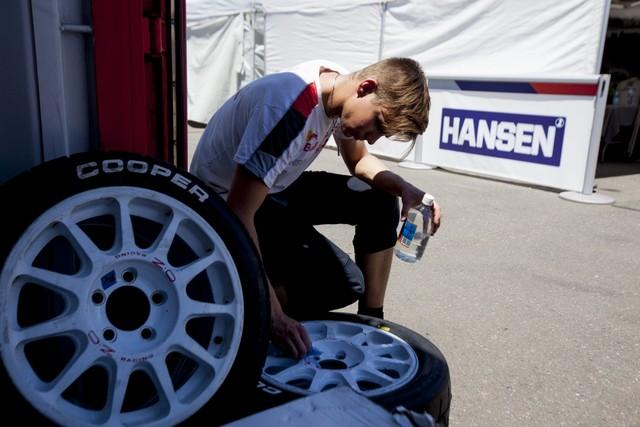 Les PEUGEOT 208 WRX Vice-Championne du Monde FIA de Rallycross 493502MG4053