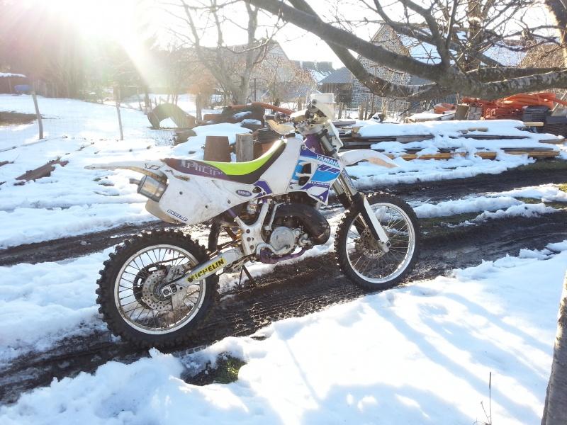 Yamaha 250 WR (YZ homologayz) 1995 49359620130217170219