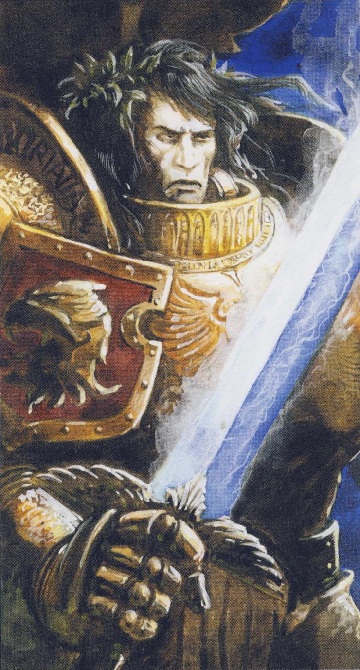 [W30K] L'Empereur de l'Humanité / The Emperor of Mankind 493669Emperor5