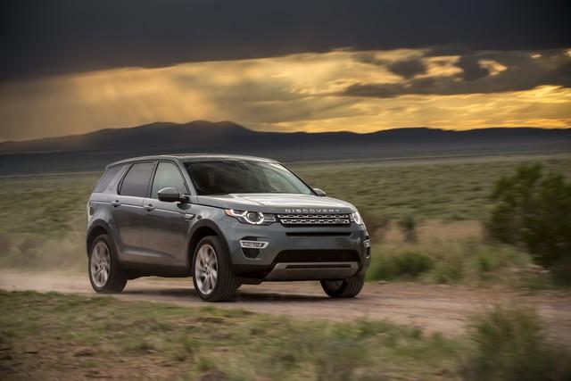 Le Land Rover Discovery Sport Reçoit Les Moteurs Diesel Ingenium 494812LRDiscoverySportLocation01101407