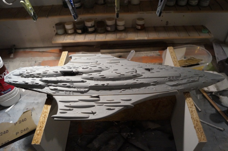 Mon Calamari Cruiser Liberty - Anigrand - 1/2256 -TERMINE 494993DSC01127