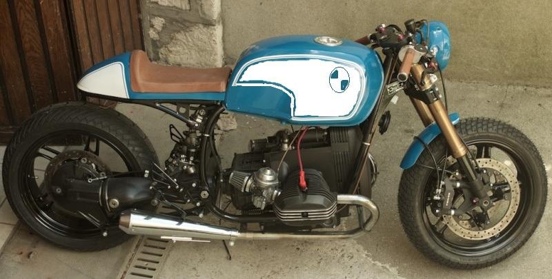 R65 LS 1983 Cafe Racer - Grosses modifs 495897bmw510ff