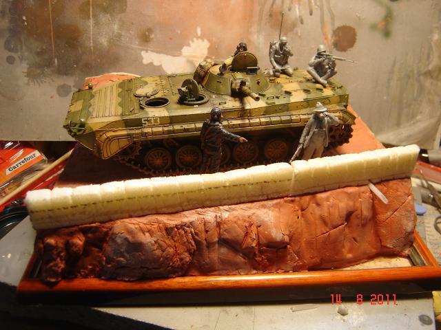 BMP-1 ESCI 1/35e 496613BMP178
