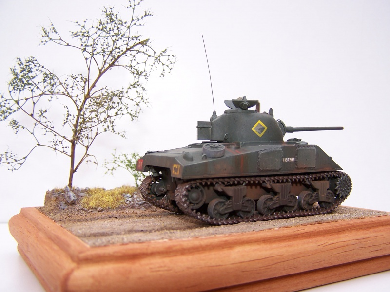 Sherman mk1  Normandie 1944 499534sherman1c033