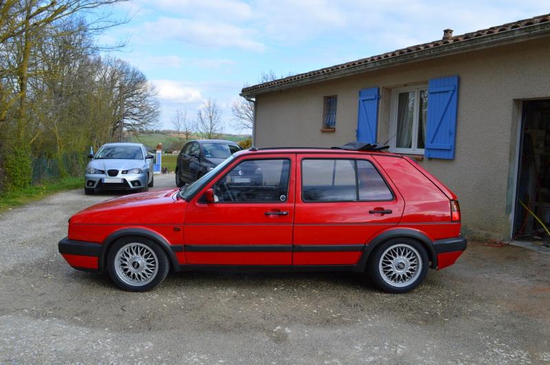 [Golf 2 GTD 1989 Rouge Tornado] Mon Nouveau Daily 499551DSC1662