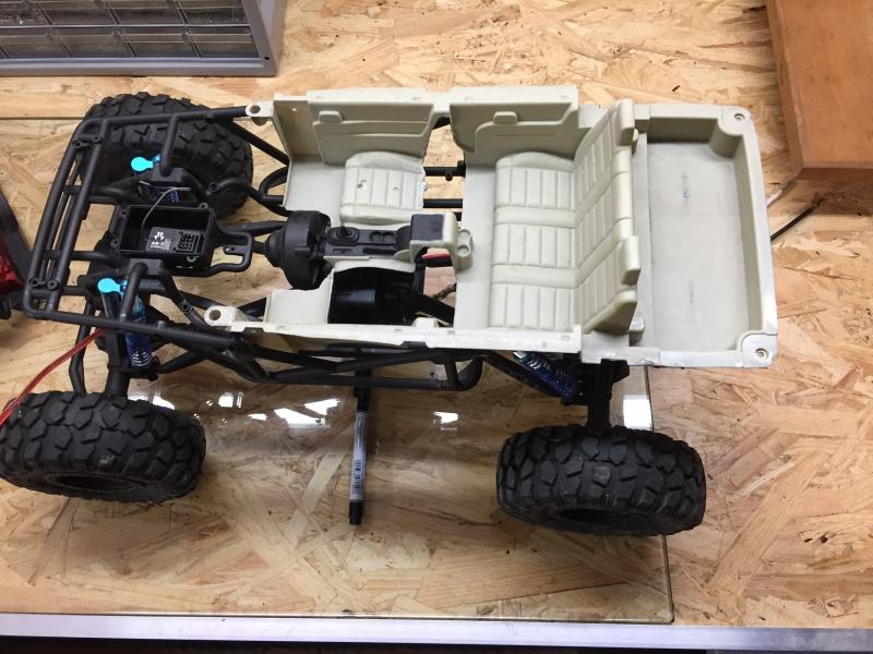 Jeep Rubicon Wraith New Bright 500243433