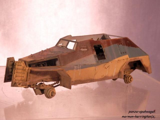 panzerspahwagen(Marmon-Herrington(e)IBG model 1/35 500648PC240001