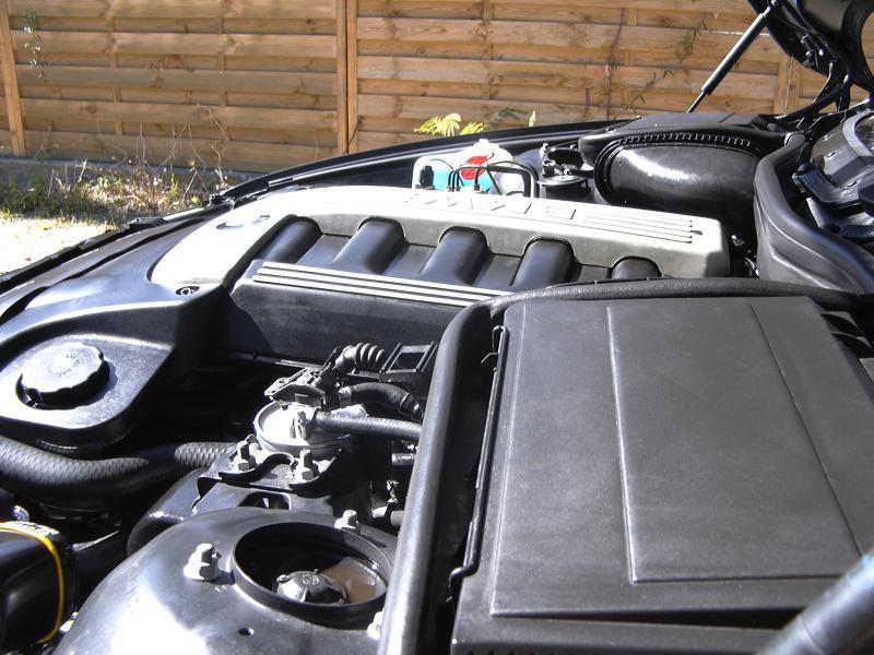 [BMW 530 d E39] Renaissance d'un Cosmos Schwarz Metallic 500851P1000478