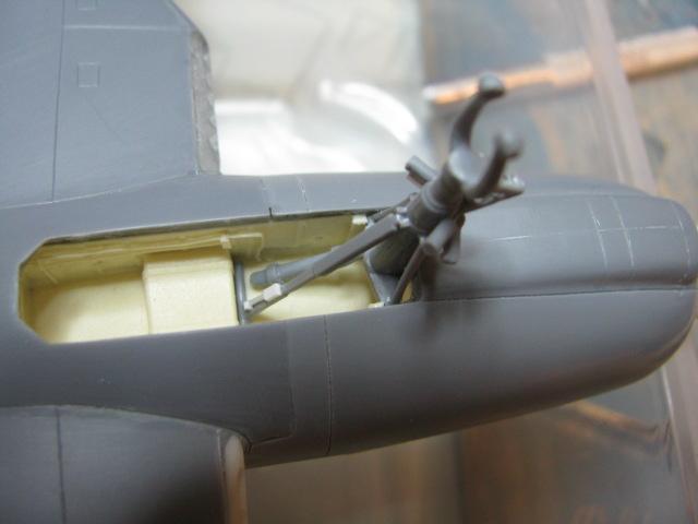 Ryan XF2R-1 Dark Shark Czech Model 1/48.....Terminé! 501216IMG9370