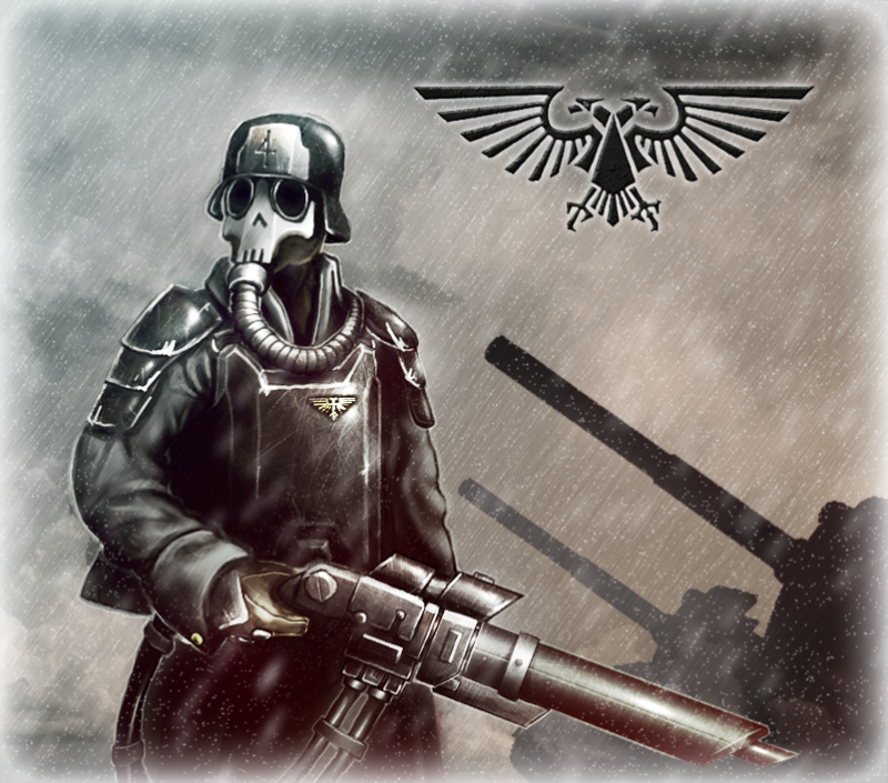 [W40K] Collection d'images : La Garde Impériale 501826thekriegprepareforwarbythehigginsd5cadz6