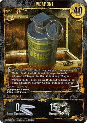 Les cartes du jeu Resident Evil 501980carte44