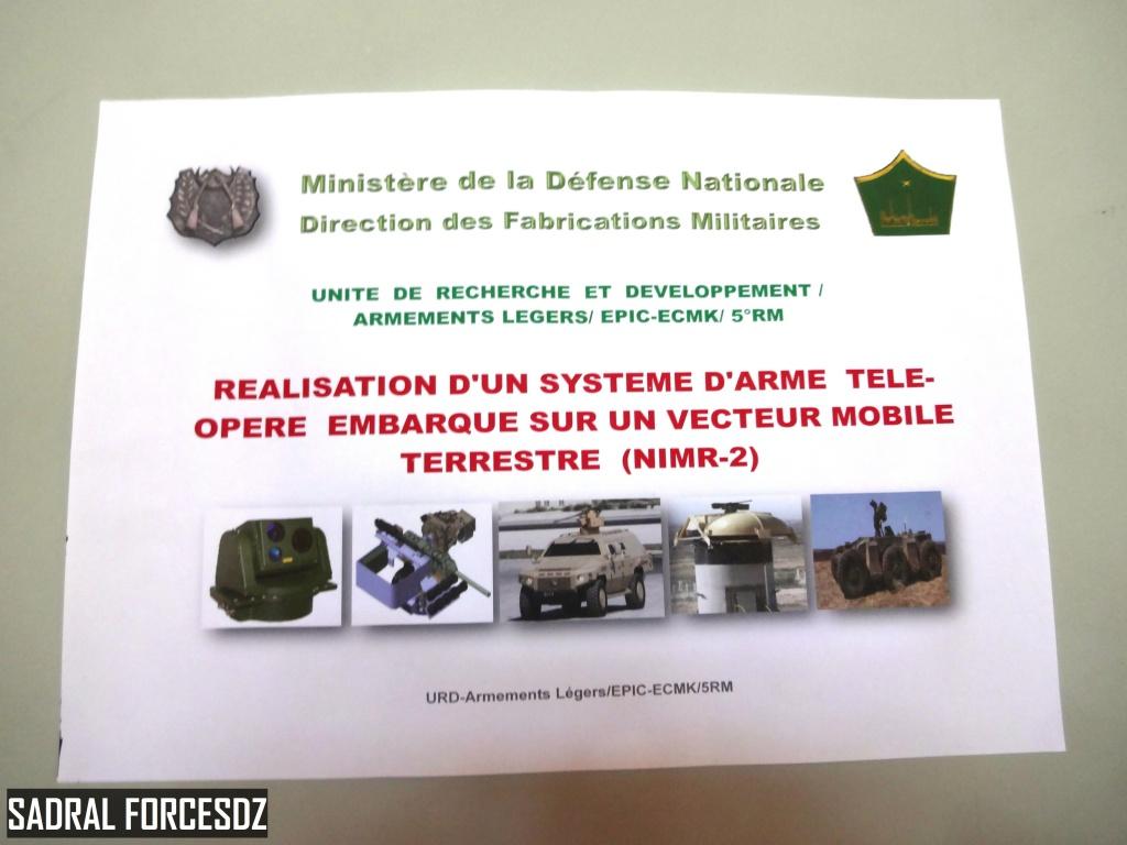 الصناعة العسكرية الجزائرية عربات Nimr(نمر)  - صفحة 4 5031986804