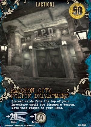 Les cartes du jeu Resident Evil 504528carte89