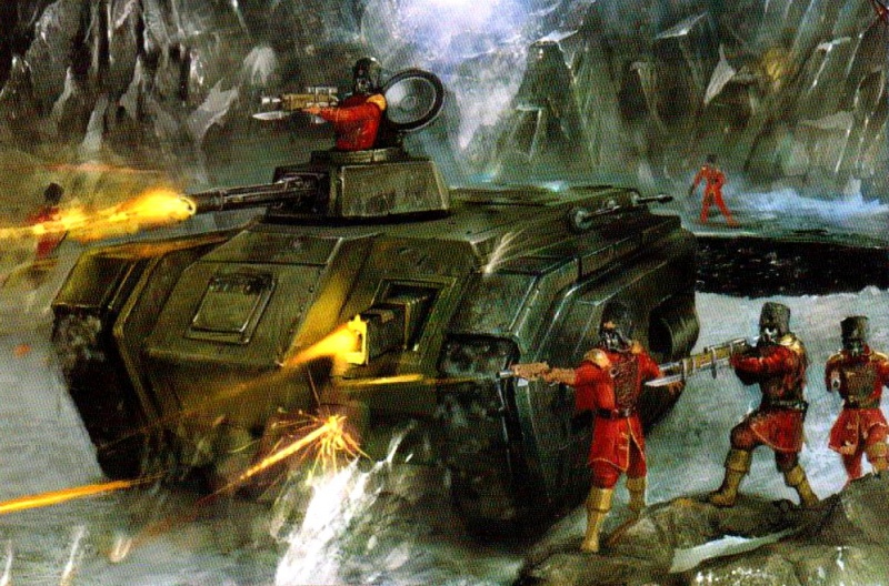 [W40K] Collection d'images : La Garde Impériale 504909VostroyanFirstbornwithArmor
