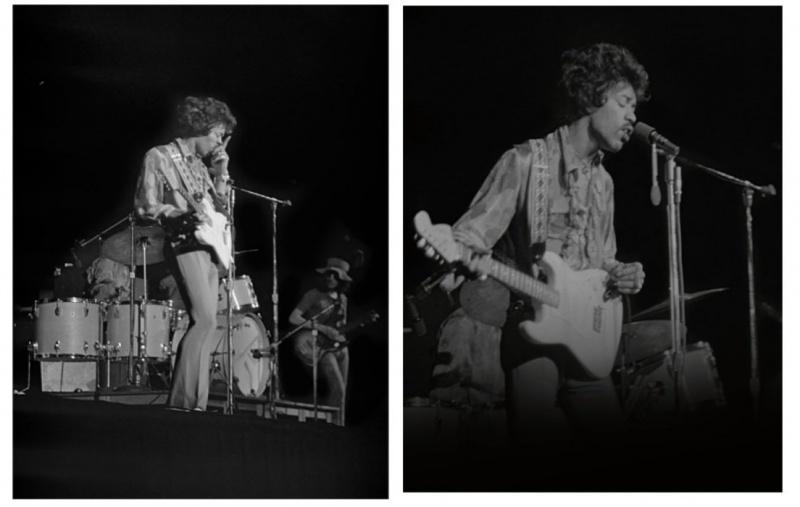 Oakland (Oakland Coliseum) : 13 septembre 1968  506341Image6