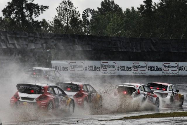Les PEUGEOT 208 WRX Vice-Championne du Monde FIA de Rallycross 506446REN0017