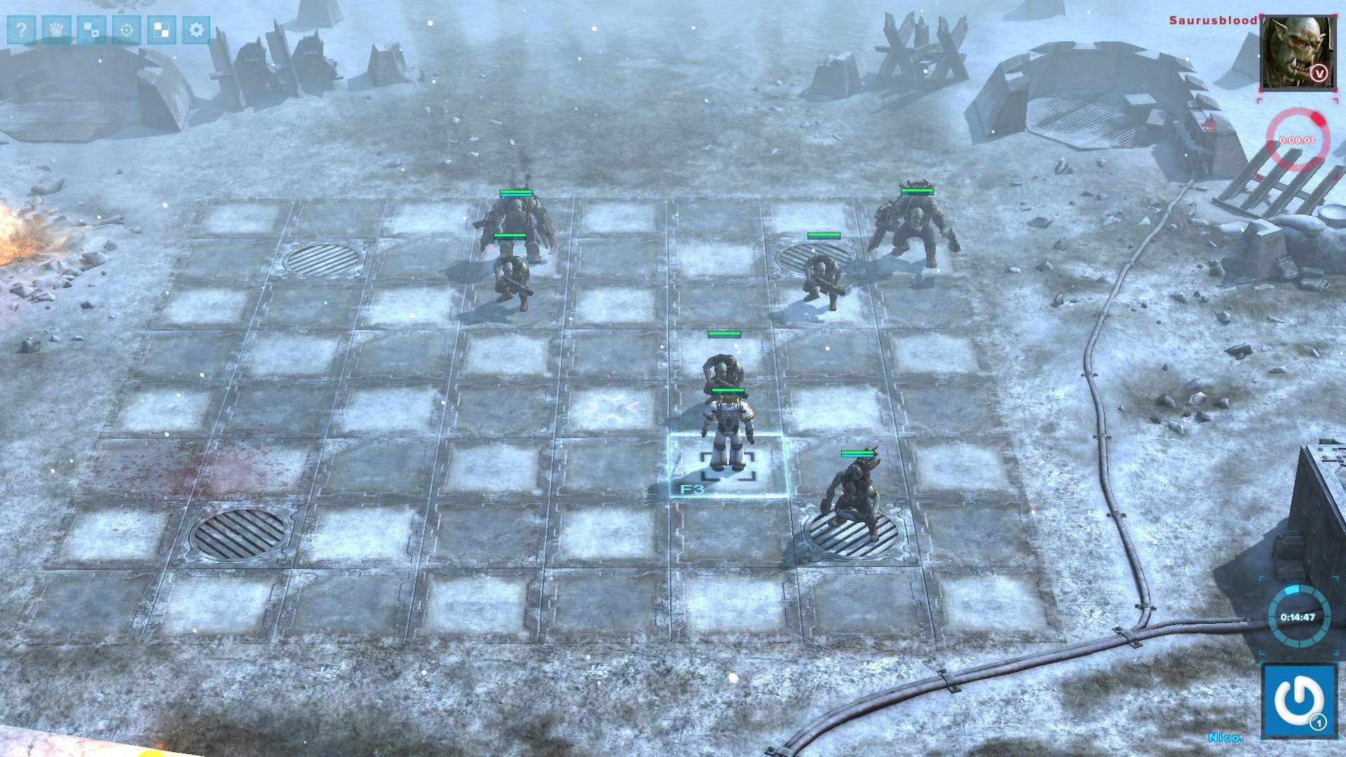 Warhammer 40k : Chess - Regicide - Page 2 509474Dfaite